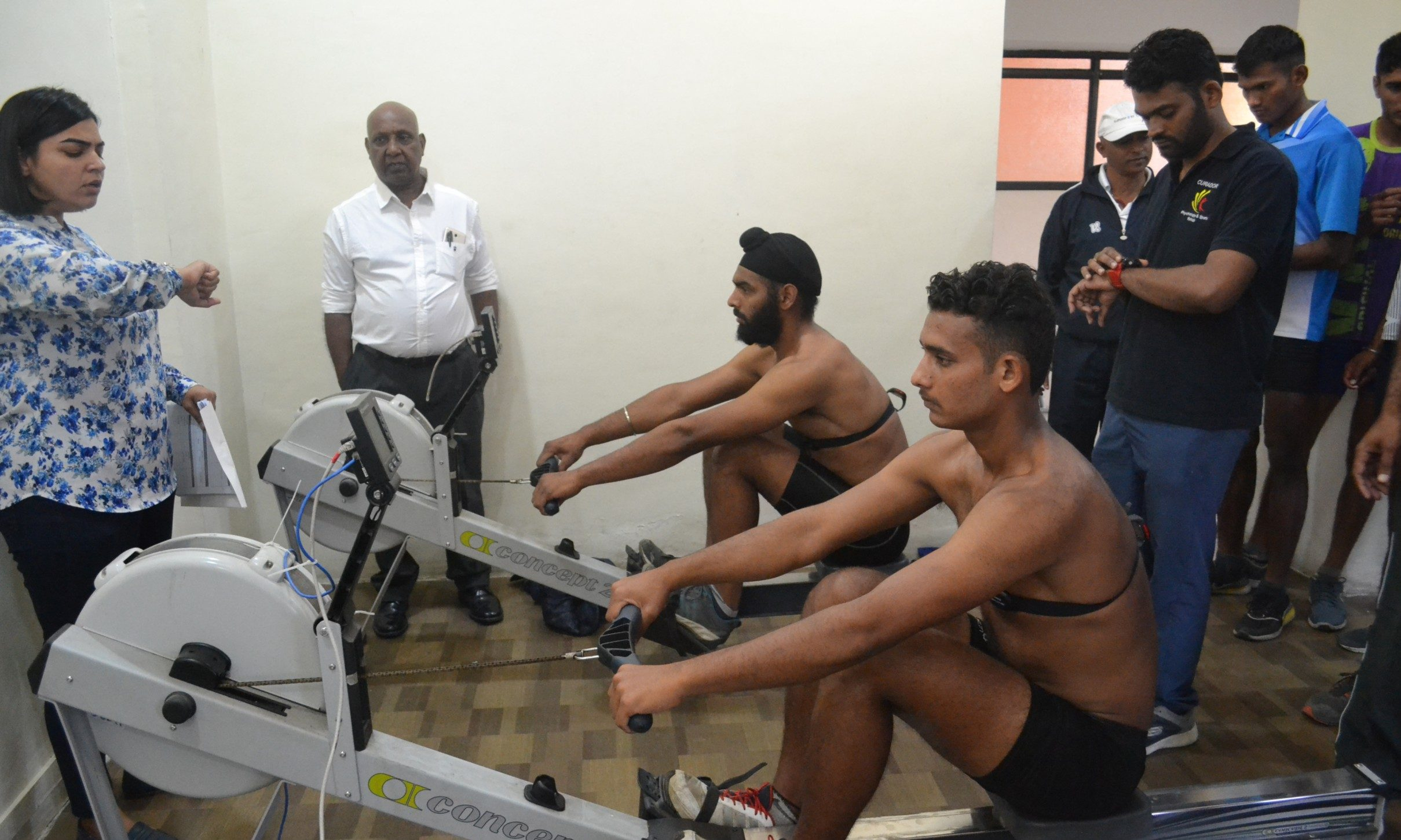 Army Rowing Node_CME_trained by Krumur Healthcare in Pune