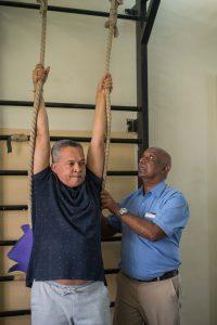Spine Injury and rehabilitation krumur healthcare