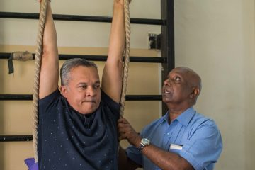Spine Injury & Rehab